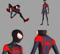 蜘蛛俠綁定