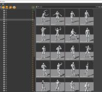 Animcraft 2.0.2专用动Mixamo动作