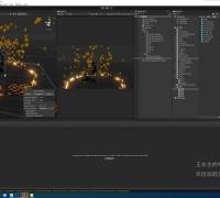 王先生零基础07-(黑悟空)画地为牢+飞叶特效制作教程(3dmax unity3d  ps)