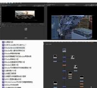 hero独家nuke中文零基础入门视频教程