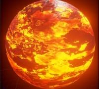 游戏岩浆贴图_UE4岩浆材质球教程分享 - 游戏特效 - CGJOY