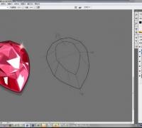 宝石制作教程  cgjoy第2期UI设计培训公开课