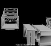 一些橋的模型