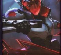 LOL英雄联盟源计划惩戒系列特效贴图(第五弹)