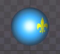 四张图,我让球球给我转360度