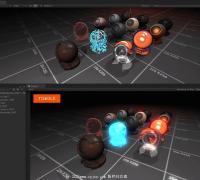 unity3d shader forge简单技巧教程
