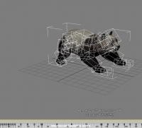 仙劍奇俠傳五 小蠻+熊貓+寵物蜥蜴動作源文件 動作設計原稿