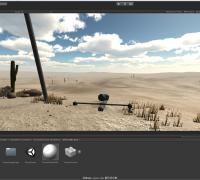 unity资源系列之沙漠以及一些场景物件,Desert Environment