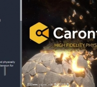 [unity插件] CaronteFX v1.0.13 逆天级高仿真物理运动模拟工具 价值$95