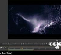 C4D-AE教程 :Form插件制作华丽的粒子效果