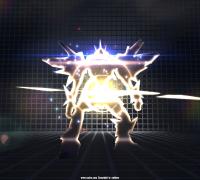 【小黑0104特效】机甲的各种描边与扫描效果(无shader)
