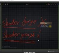 2.什么是shader,為什么選擇ASE,跟其他編輯器有什么區別.