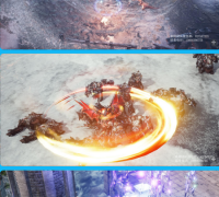 UE4引擎动画视频素材Gameplay接包