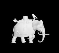 大象一条动作