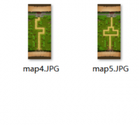 一套完整的三国UI素材(武将,小兵,建筑,地图,动画等)