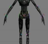 带绑定机器人