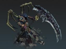 暗黑血统2 Death混沌形态