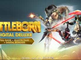 精 品 游 戏丨次世代竞技游戏Battleborn《边缘禁地》