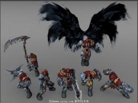 暗黑血统 战神