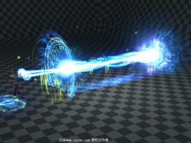 游戏特效作品合集-求职3D游戏特效设计师