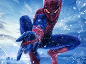 蜘蛛俠來了!